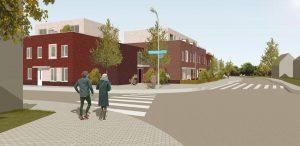 Start bouw 15 energieneutrale woningen in Budel