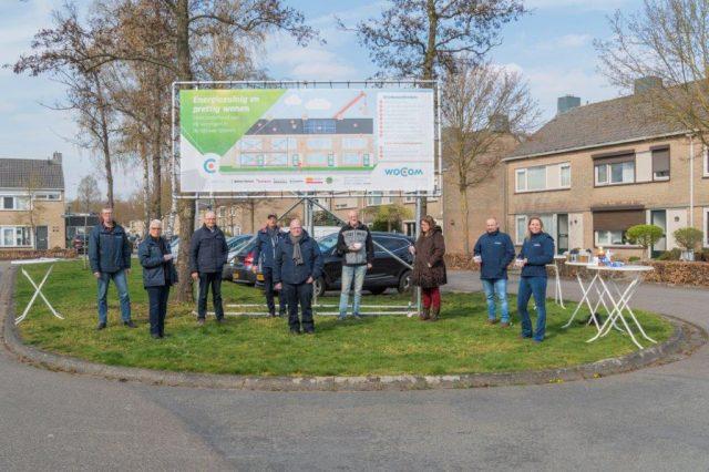 WoCom brengt (positieve) energie naar bewoners De Nieuwe Hoeven