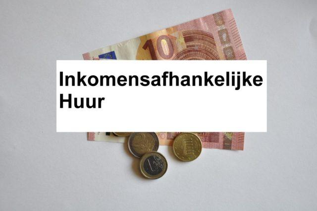 Inkomensafhankelijke huurverhoging